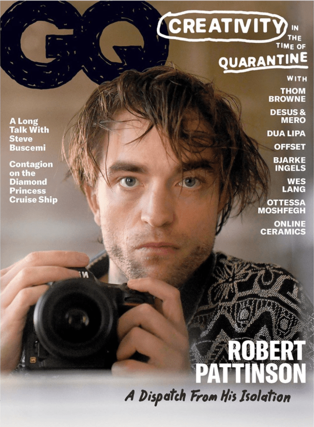 must read robert pattinsons bizarrely entertaining gq cover story tanya taylor launches first swimwear capsule yahoo lifestyle